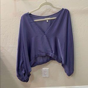 UO purple top!